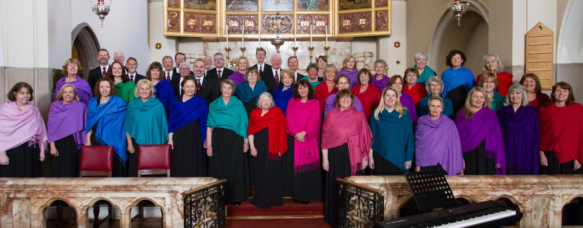 Jigsaw Sound Choral Society Shrewsbury