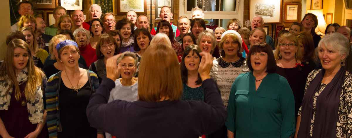 Jigsaw Sound Choir Shropshire
